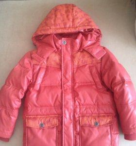 Новое пальто 110р