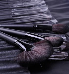 Кисти для макияжа 32 штуки