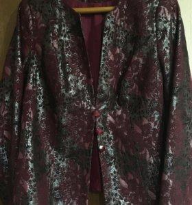 Пиджак праздничный