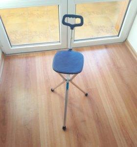 Складной стул-трость