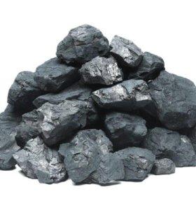 Уголь каменный для отопления.