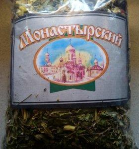 Сбор лекарственных трав (чай)