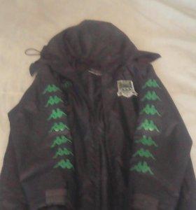 Куртка теплая для мальчика