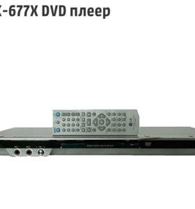 LG DK-677x dvd плеер