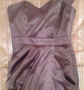 Платье коктейльное  42-44