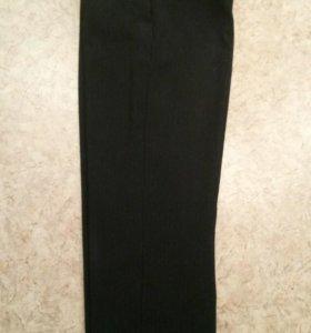 Теплые брюки для школьника