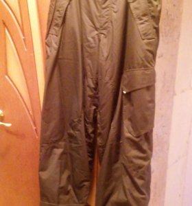 Штаны для занятий спортом зимой.санки.лыжи и т.д