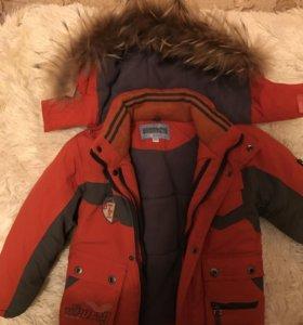Куртка комбинезон жилетка