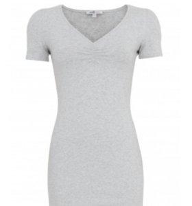 Новое белое платье-сорочка 💞