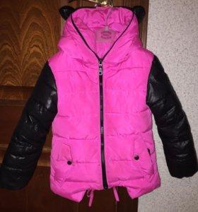 Куртка демисезонная 93-98