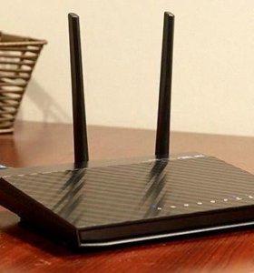 WiFi роутер Asus N66U