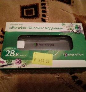 Модем мегафон e367