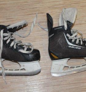 Детский хоккейные коньки
