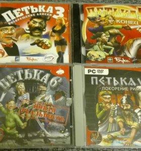 Игровые комп. диски