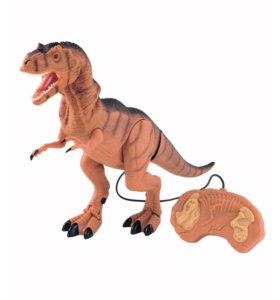 Динозавр на пульте управления  ELC