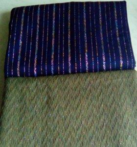 Отрезы ткани для пошива одежды