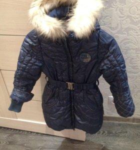 Пальто зимнее Orby