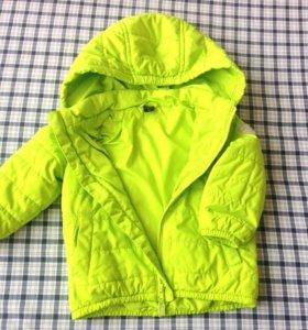 Демисезонная куртка (унисекс)GAP. Тел.89284111871