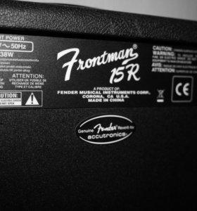 Гитарный усилитель Fender