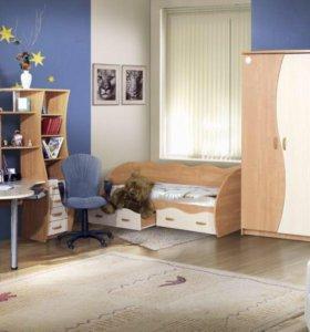 """Мебель для детской комнаты """"Архимед"""""""