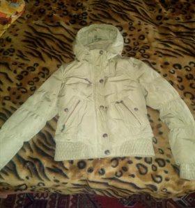 Куртка зима короткая