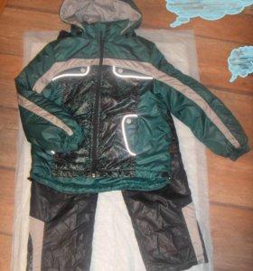 122-128,Демисезонный костюм,новый