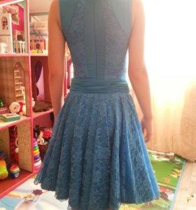 Рейтинговое платье  для танцев 36 размер
