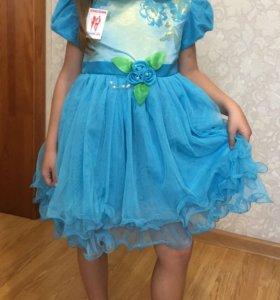 Платье новое!!! детское