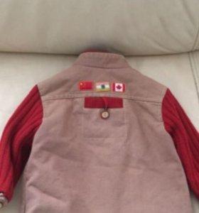 Куртка детская на весну и осень