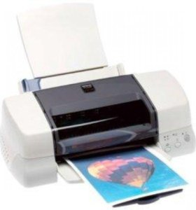 Принтер Epson Stylus photo 870