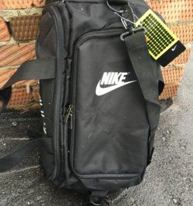 Сумка-рюкзак Nike с бесплатной доставкой