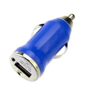 USB зарядное автомобильное (новый)