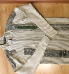 Кофта свитер толстовка мужская L/ XL