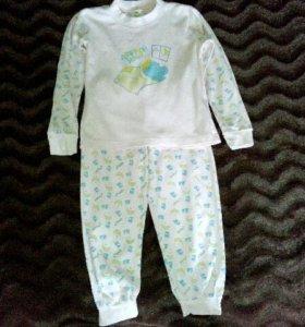 Пижама для девочки, рост-116