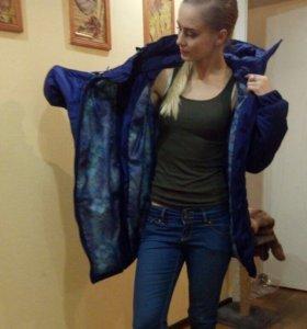 Куртка для беременных и слингоношения 52-54