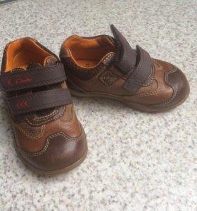 Детские ботинки весна-осень 13-14 см