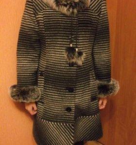 Пальто осень - зима.
