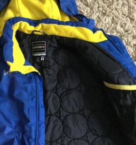 Куртка мальчиковая