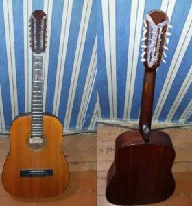 Гитара 12 струн