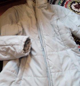 Куртка, тёплая 46