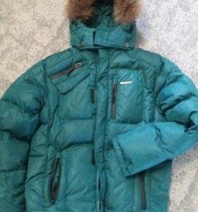 Куртка ( зима ) б/у