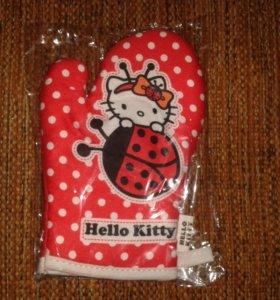 Hello Kitty Варежка для горячего.