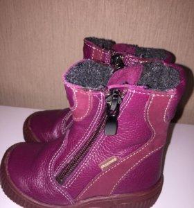 ботинки 20р для девочки, скороход, ботинки,сапожки