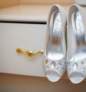 Свадебные туфли Crinoligne Paris в идеале