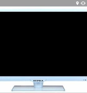 Телевизор Supra stv-lc 16810 wl белый