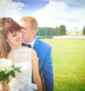 Фотограф на свадьбу (с ассистентом)