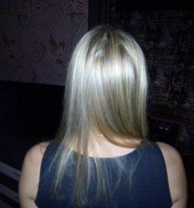 Окрашивания волос!!!