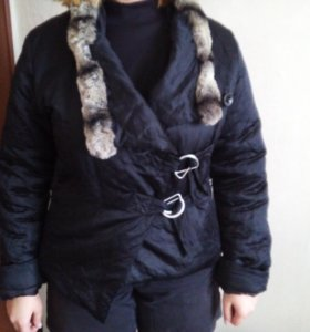 Куртка Airfield с мехом шиншиллы