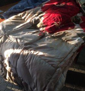 Одеяла пухо-перьевые