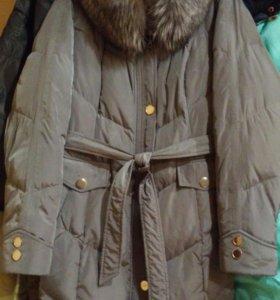 Пальто зимнее 48р.